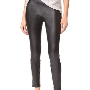 New with tags. BB Dakota faux leather leggings